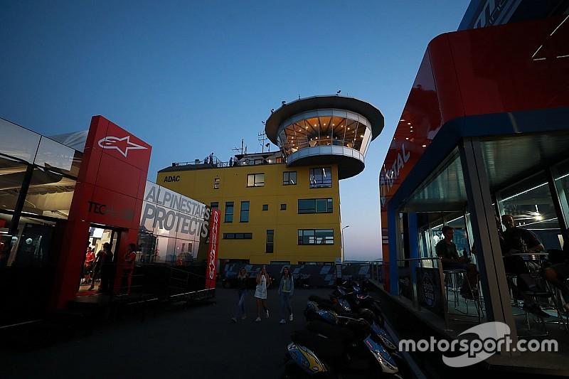 GALERI: Aksi balapan MotoGP Jerman