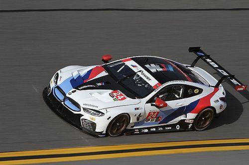 Dank BoP: BMW in Daytona bislang chancenlos