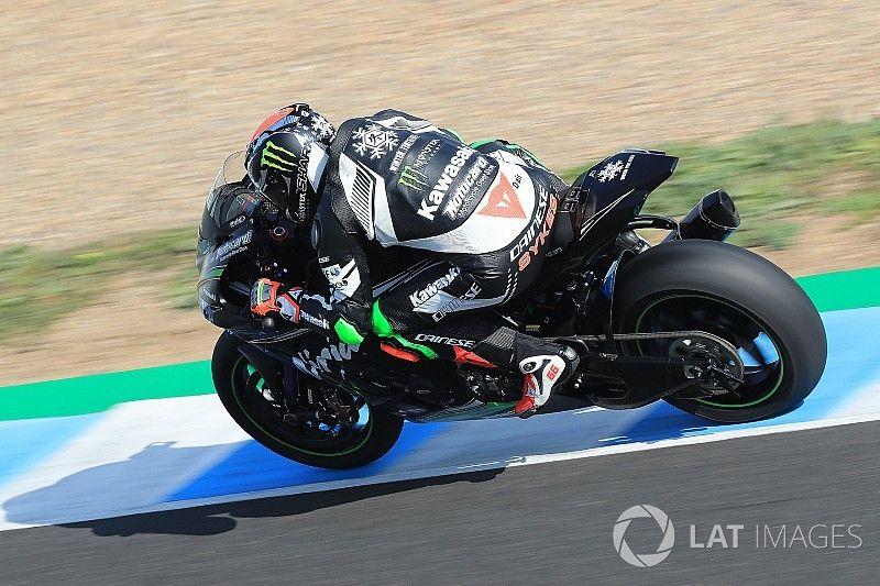 Test WorldSBK Jerez: Kawasaki manda; Yamaha y Honda se acercan