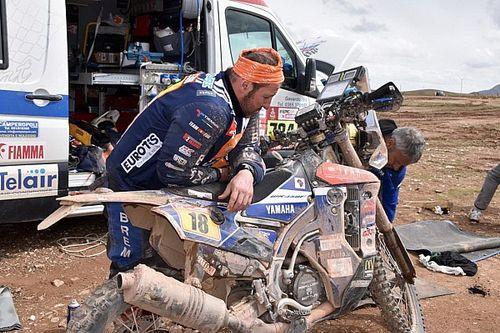 Dakar, Botturi cade e patisce il caldo nella prima tappa argentina