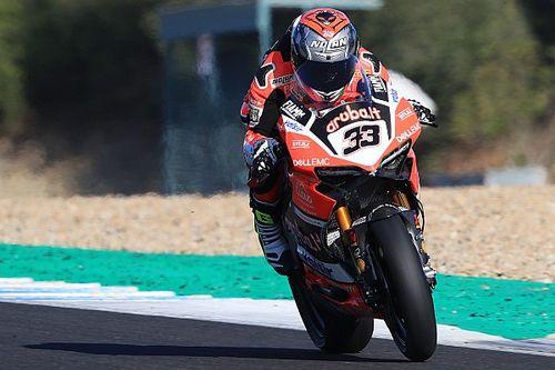 """Ducati, Melandri: """"Serve migliorare ancora. Attendiamo novità tecniche"""""""