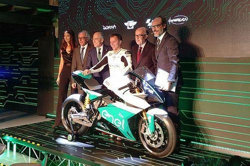 Ecco la MotoE: il mondiale elettrico delle due ruote si presenta a Roma