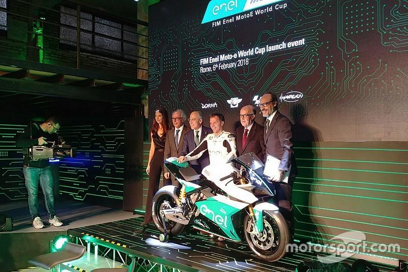 MotoGP-organisator lanceert FIM MotoE World Cup