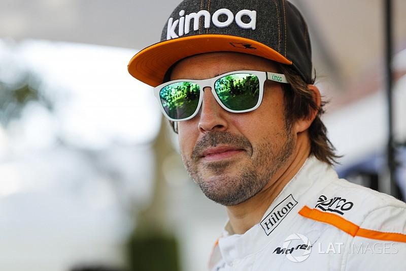 """Alonso : McLaren à son """"plus bas niveau"""" à Melbourne"""