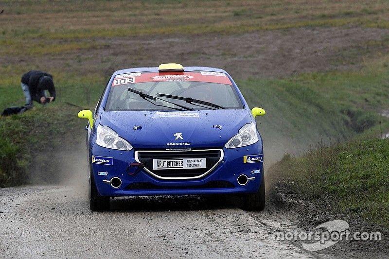 Rallye Pays du Gier: Thomas Schmid gewinnt bei den Junioren