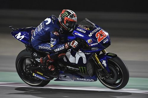 "Vinales felt ""better than the last six months"" in Qatar"