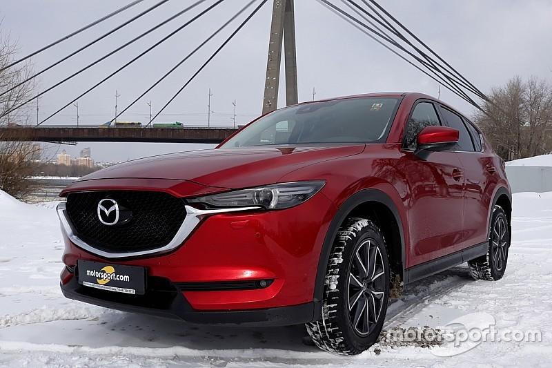 Галерея: кристально червона Mazda CX-5