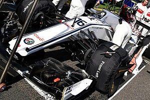 Технический анализ: умные решения в подвеске Sauber