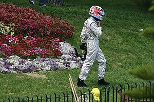 Räikkönen felejthetetlen pillanata Monacóból: elfüstöl a McLaren, majd irány a hajó