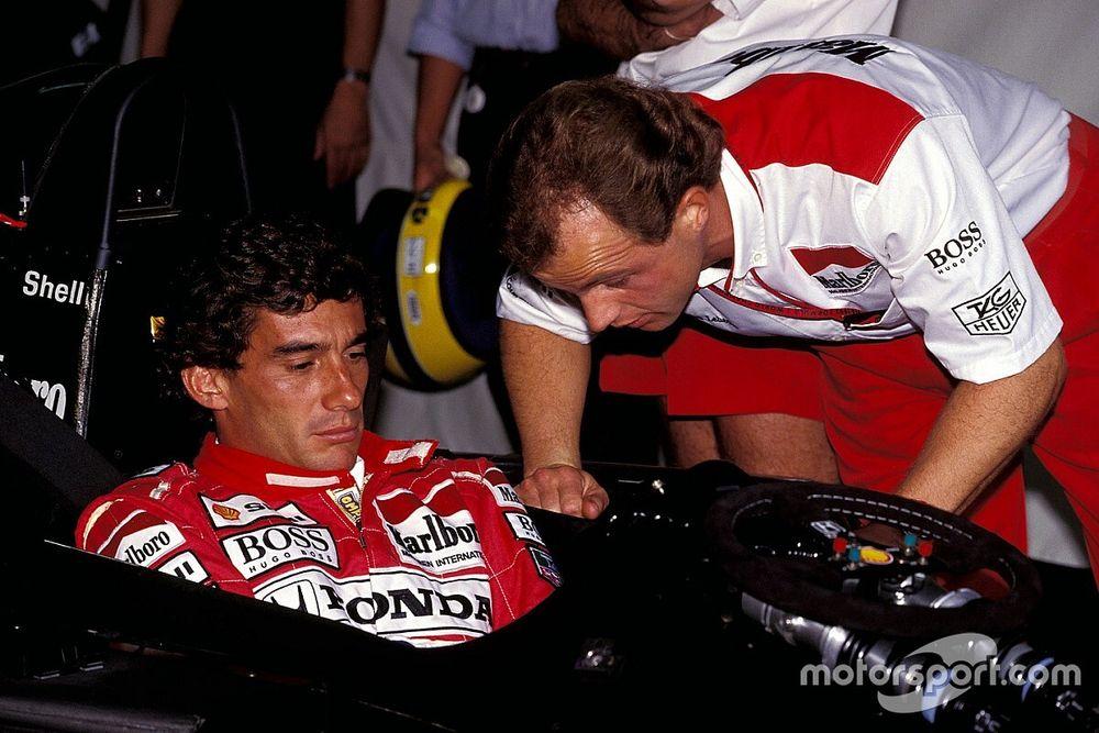 Ex-fisioterapeuta da McLaren fala sobre abordagem pioneira que tornou Senna tão especial