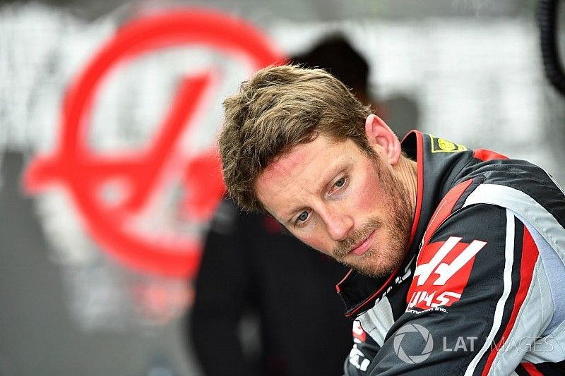 Drivers' confidence boosted by Gene Haas' attitude - Grosjean