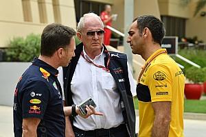 Formel 1 News Alexander Wurz vermutet: Red Bull bleibt doch bei Renault!