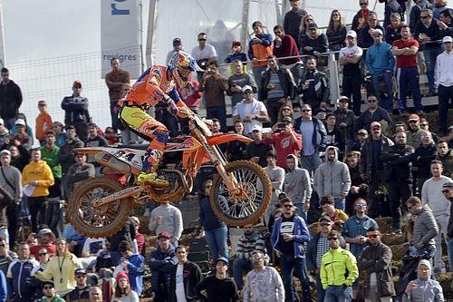 Seconda pole position di fila per Jeffrey Herlings in Portogallo