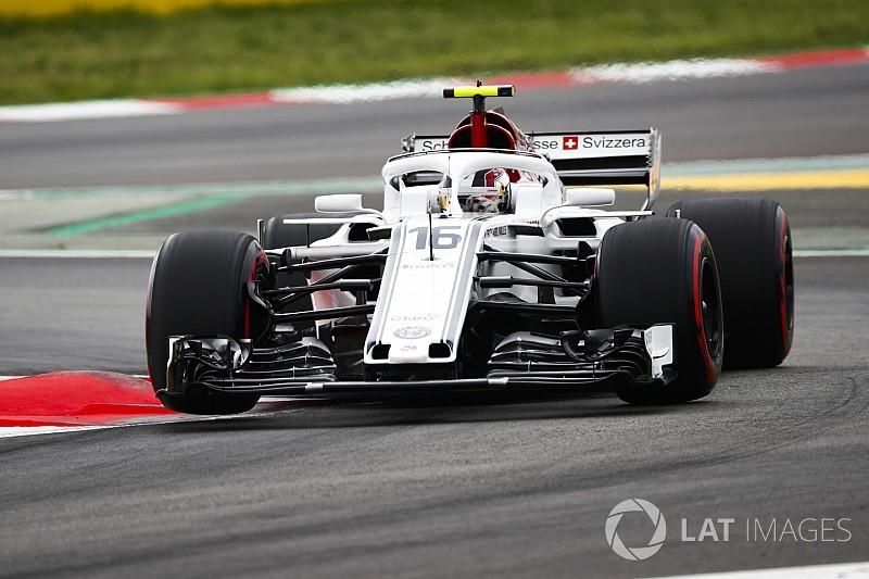 Leclerc: Ericsson'ı mağlup etmeye başlamak harika