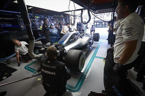 Time de F1 da Mercedes irá colaborar com projeto na F-E