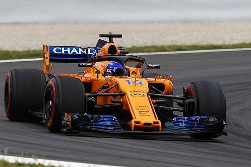 """Alonso : """"Je pensais qu'il serait impossible d'inscrire des points"""""""