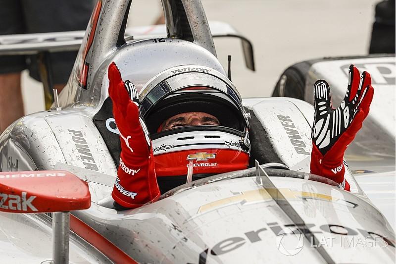 Пауэр о победе в Indy 500: Я кричал так, как не кричал никогда в жизни