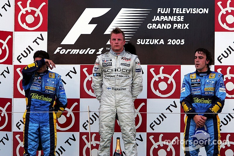 Canlı tekrar: 2005 Japonya GP