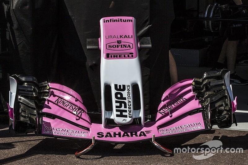 Force India, yeni ön kanadı Fransa GP'sinden önce kullanmayacak