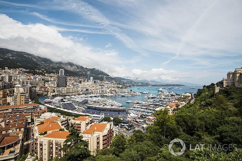 Monaco GP: Top photos from Wednesday
