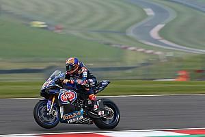 World Superbike Race report Donington WSBK: Van der Mark leads Razgatlioglu in Race 2