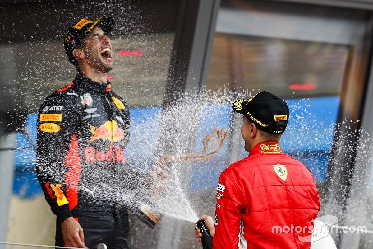 Brazíliában dönthetett a Ferrari, Ricciardo hatalmas pénzt kereshet a McLarennél
