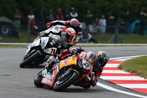 "Camier: Honda ""made massive progress"" at Donington Park"