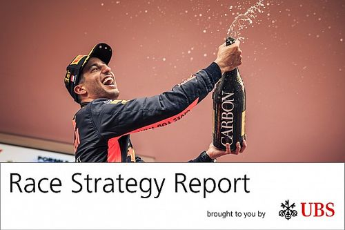 Strategy Report: Why Ricciardo's pursuers played it 'ultra' safe