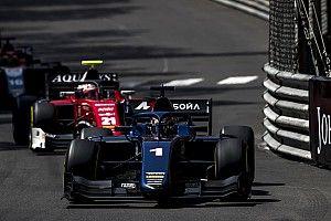 Monaco F2: Markelov wins after Albon, de Vries collide