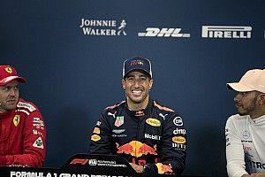 Ricciardo, Mercedes ve Ferrari'nin kendisine ilgi göstermemesinden rahatsız olmuş