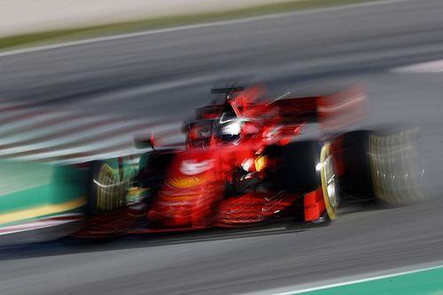 Vettel affirme que Ferrari n'a pas changé d'approche