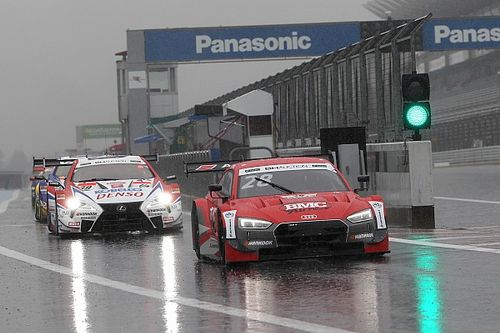 Dream-Race in Fuji: Ergebnis, 1. Qualifying