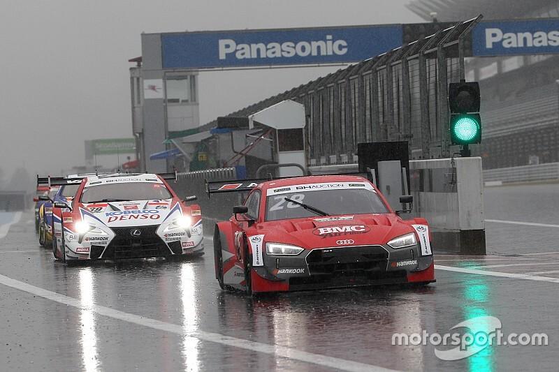 A Super GT és a DTM közös futama, teljes egészében