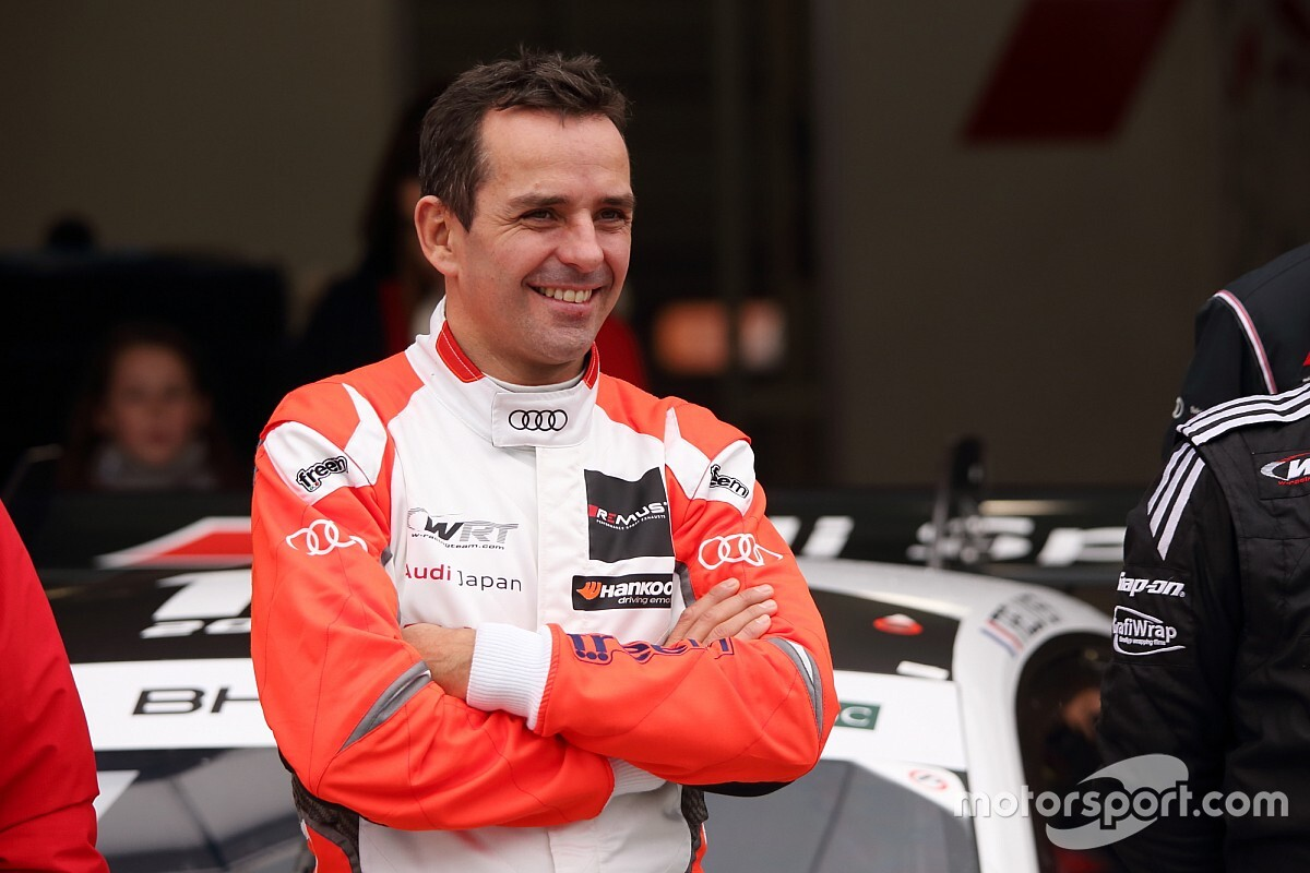 Treluyer convinced to scrap retirement plans after Fuji