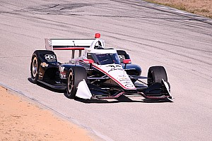 Gallery: McLaughlin's Penske IndyCar test