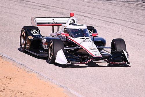 ¿El campeón de los Supercars de Australia a la IndyCar?