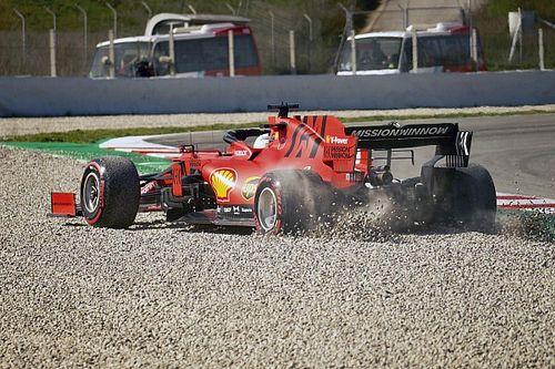 Mansell : Ferrari commet trop d'erreurs pour Hamilton