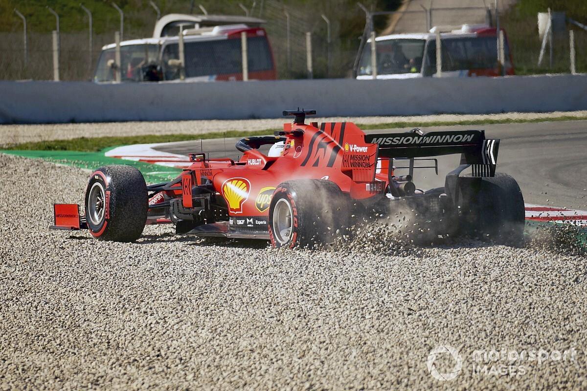 Karriertemető a Ferrari?