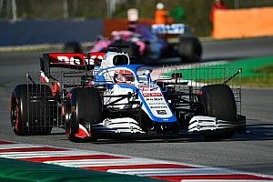 Williams no quiere ser como Racing Point