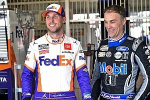 "Kevin Harvick: ""Narrow minded"" to focus on rivalry with Hamlin"