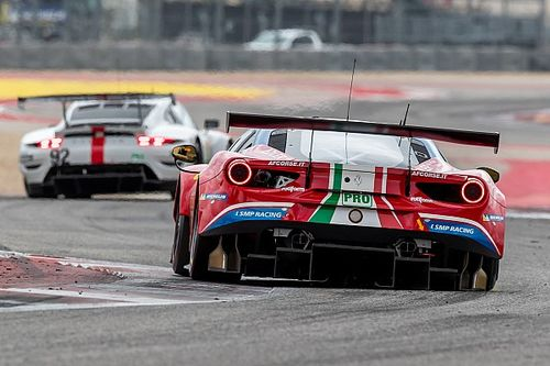 Ferrari and Porsche commit to WEC GTE future through to 2022
