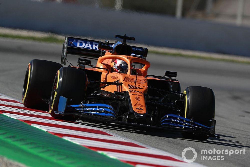 McLaren no abandonará un gran premio si hay un positivo por COVID-19
