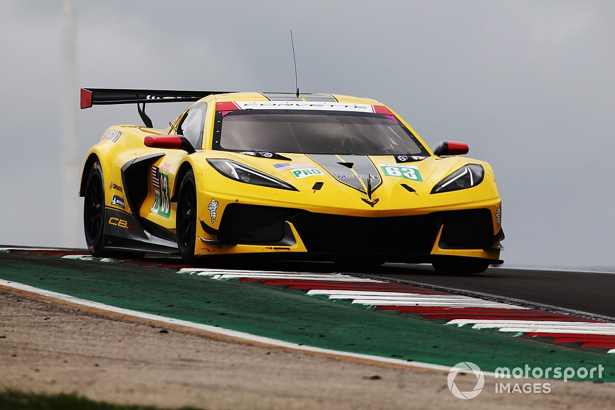 Corvette withdraws from 2020 Le Mans 24 Hours