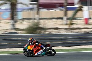 Qatar Moto3: Fernandez fastest in Friday practice