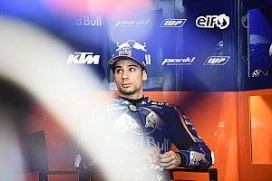 """Oliveira: """"Il vento mi ha spinto fuori dalla pista"""""""