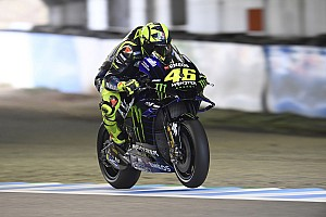 "Rossi ""not good enough"" in braking at Motegi"