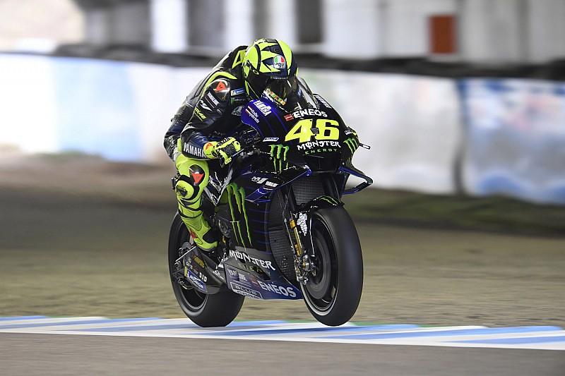 """Rossi """"not good enough"""" in braking at Motegi"""