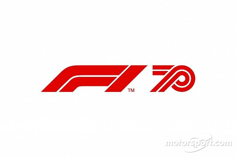 F1 presenta su logotipo especial por el 70 aniversario