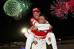 """Vanthoor over IMSA-titel met Porsche: """"Droom die uitkomt"""""""