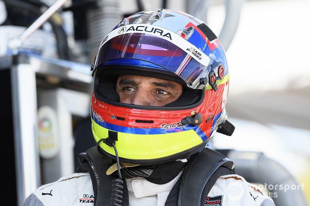 Montoya estará con Penske en las 24 Horas de Le Mans virtuales